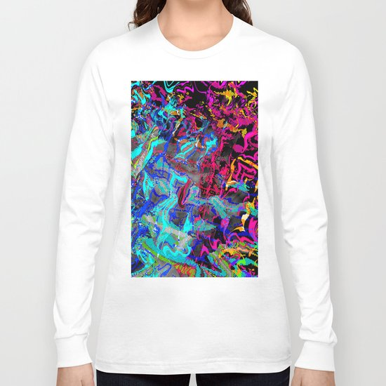 don't try - just make! Long Sleeve T-shirt