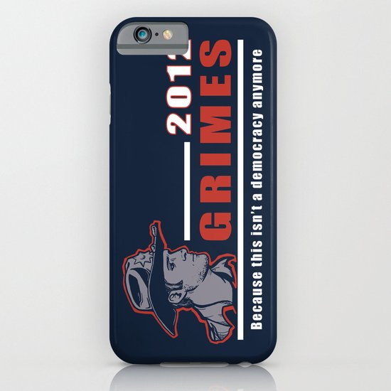 He will keep us safe. iPhone & iPod Case