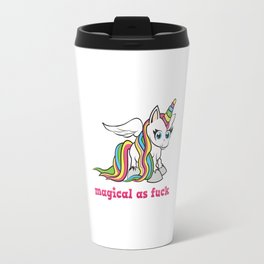 Magical as fuck Travel Mug