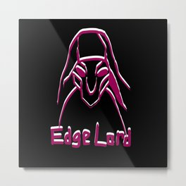 Reaper-EdgeLord Metal Print
