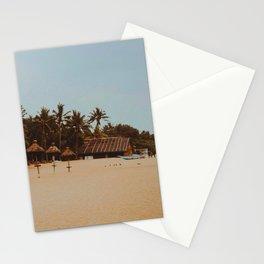Mount Lavinia Beach, Colombo, Sri Lanka Stationery Cards
