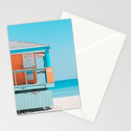 Lifeguard Stand Stationery Cards