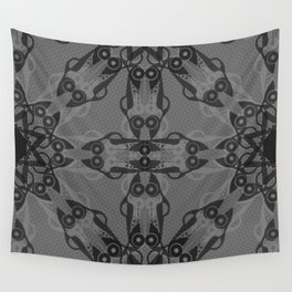 Art Deco Automobiles Wall Tapestry