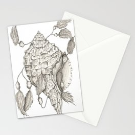 Shell of Faith Stationery Cards