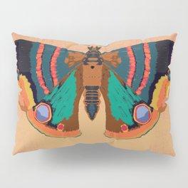 Queen Butterfly Pillow Sham