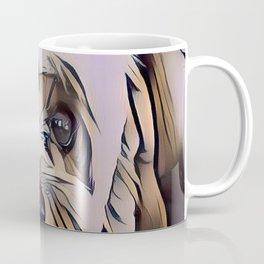 Copper Eyes Wide Open Coffee Mug