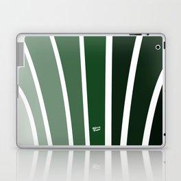 Kirovair Art Deco Green #minimal #art #design #kirovair #buyart #decor #home Laptop & iPad Skin
