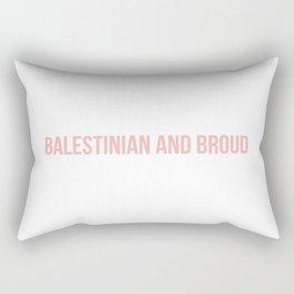 Proud x Pink Rectangular Pillow
