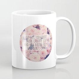 Matt Healy Quote Coffee Mug