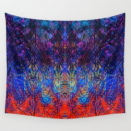 Shouting Wall Tapestry
