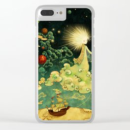 Polaris Clear iPhone Case
