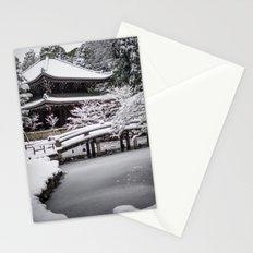 Kyoto Winter 2015 Stationery Cards
