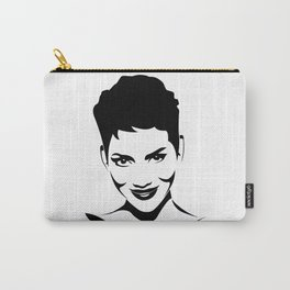 Halle Berry Carry-All Pouch