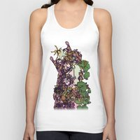 cycle Tank Tops featuring Cycle by Anders Teigene