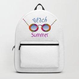 Beach Summer Backpack