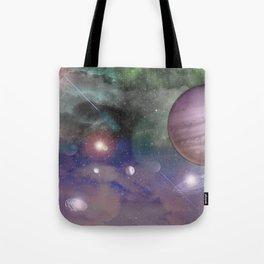 Galatic Tote Bag
