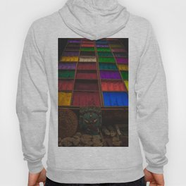 The Colors of Kathmandu City 02 Hoody