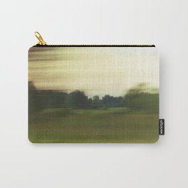 Sea Of Green #1 Carry-All Pouch