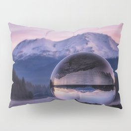 My Perspective on a Sunrise Pillow Sham