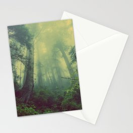 Mystery Forest Stationery Cards