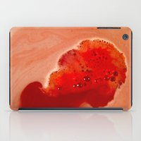 silhouette iPad Cases featuring Silhouette by Delphine Comte