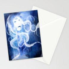 Three Eyed Goddess Stationery Cards