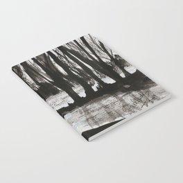 Brent skog - Gerlinde Streit Notebook