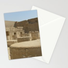 Temple of Medinet Habu, no. 2 Stationery Cards