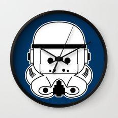Cassette Trooper Wall Clock