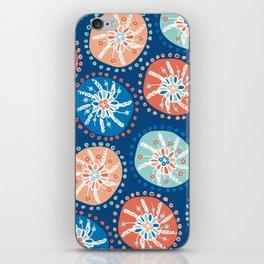 Flower Puffs iPhone Skin