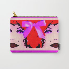 2 Faced Carry-All Pouch
