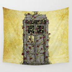 Rose- Doctor Who Wall Tapestry