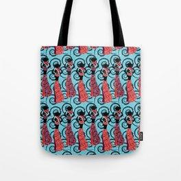 African ladies Tote Bag