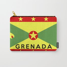 flag of Grenada Carry-All Pouch
