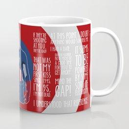 The First Avenger Coffee Mug