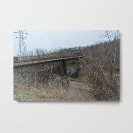 viaduct Metal Print