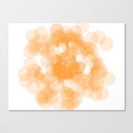 Super Orange Canvas Print