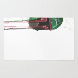 Boba Fett - Empty Mask Rug