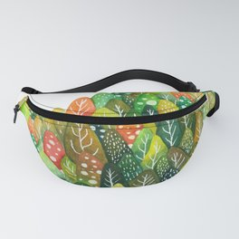 Little forest Fanny Pack
