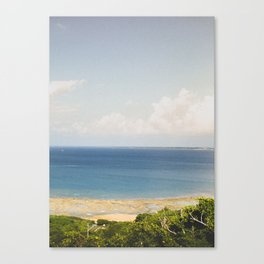 Okinawa Summer Love Canvas Print