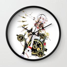 Touhou - Sakuya Izayoi Wall Clock