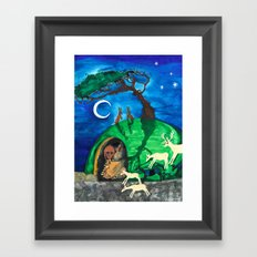 The Enchantment Framed Art Print