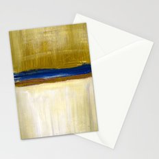 March Abstract Five Stationery Cards