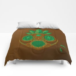 Deku Sugar Skull Comforters