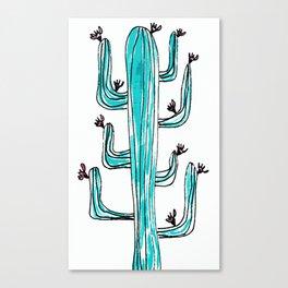 Cactus 90 Canvas Print