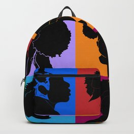 FOR COLORED GIRLS COLLECTION COLLAGE Backpack