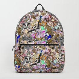 Party Animals Dancing Backpack