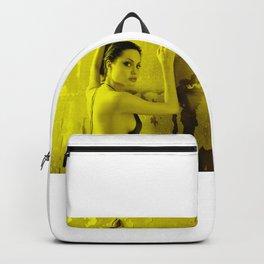 Angelina Jolie - Celebrity Backpack