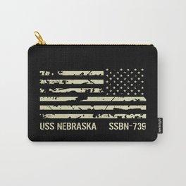 USS Nebraska Carry-All Pouch