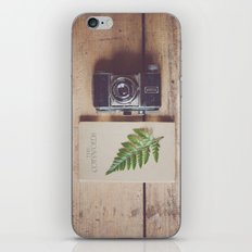 a weekend in the country ... iPhone & iPod Skin